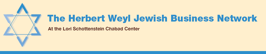 The Herbert Weyl Jewish Business Network - Promoting Integrity and Education Among Business Leaders in Central Ohio